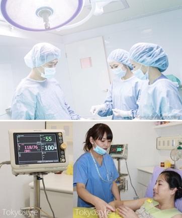 安全與專業醫療團隊-東京風采整形