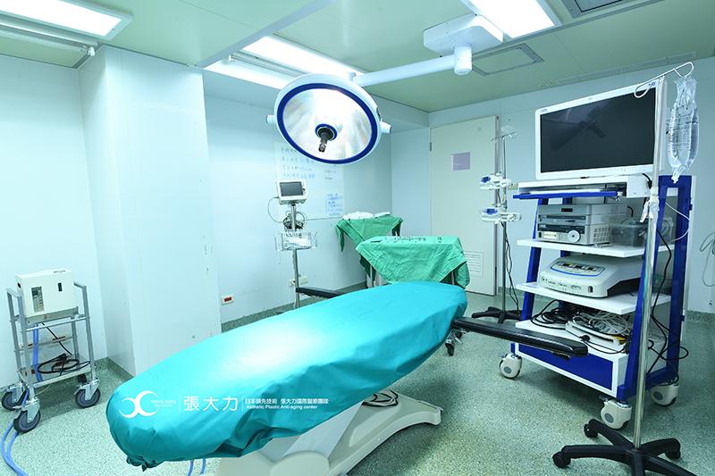 張大力院長-東京風采-果凍矽膠-隆乳手術室
